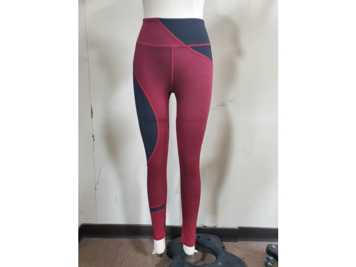 20-WPL050-80F Legging Color Matching Series (Woman) front