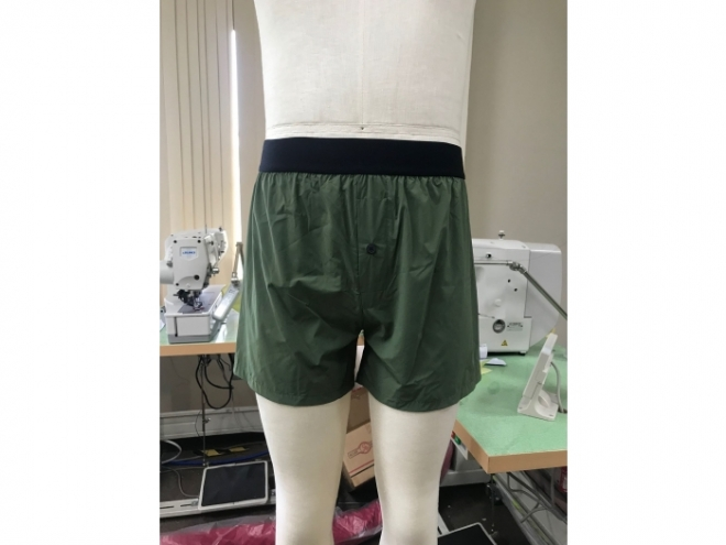 MU190731-04F Underpants Series (Man) front