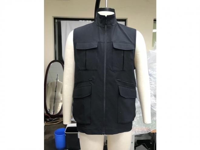 MCV1807-13F Vest Series (Man) front