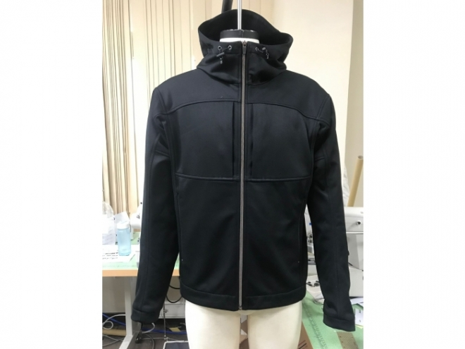 20-MC003F Coat Series (Man) front