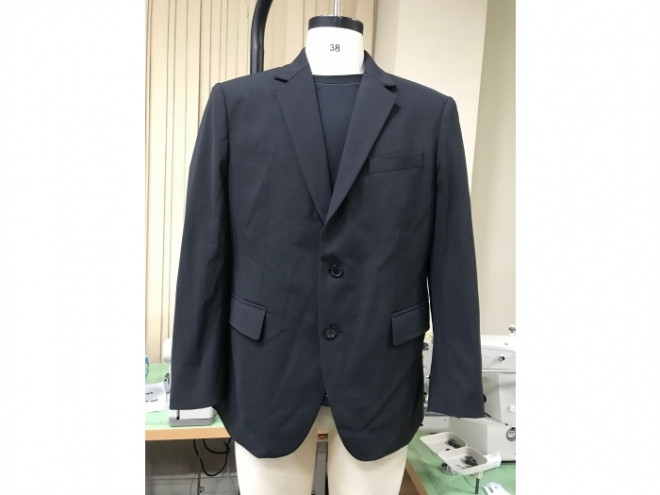 MS1907-04F Suit Blazer Series (Man) front
