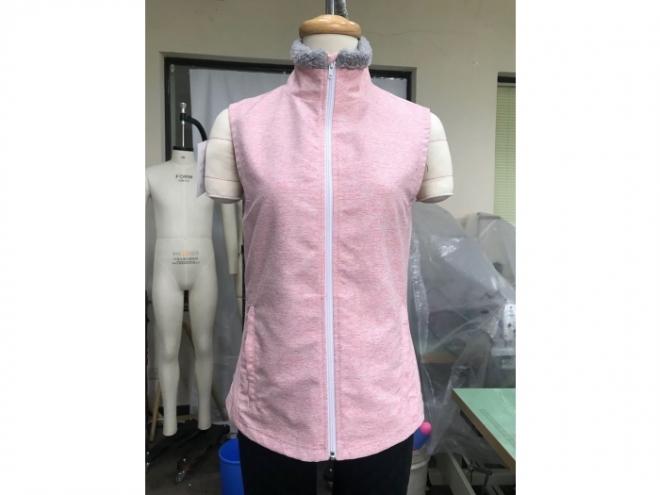 WCV1907-01F Vest Series (Woman) front