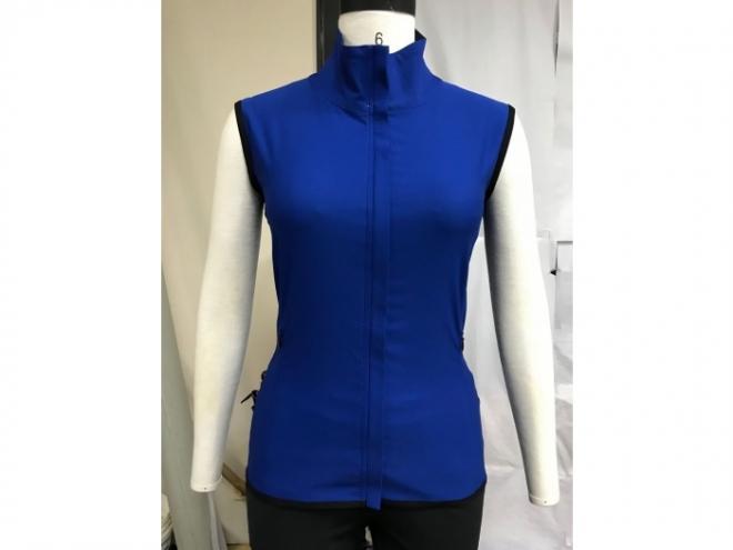 WCV1907-02F Vest Series (Woman) front