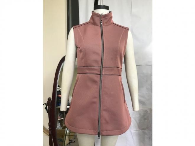 WCV1907-03F Vest Series (Woman) front