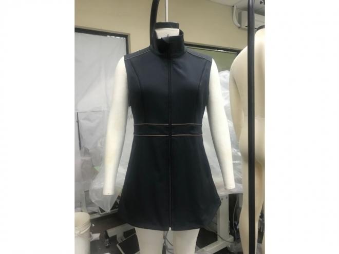 WCV1907-04F Vest Series (Woman) front