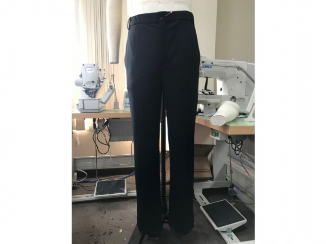 MEP1907-01F Elater Pants Series (Man) front