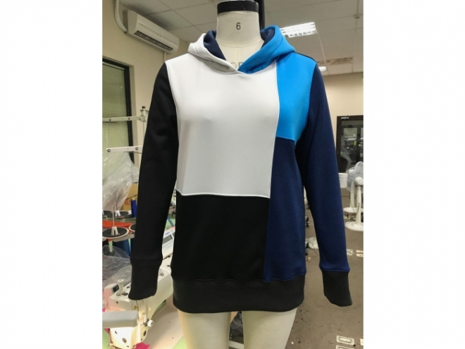 WH1907-07F Hoodie Series (Woman) front