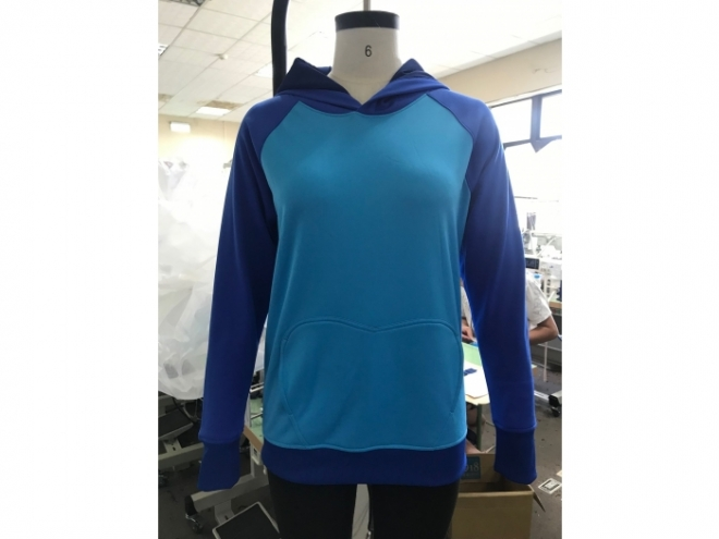 WH1907-09F Hoodie Series (Woman) front