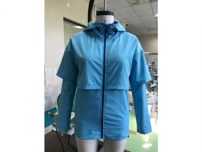 WH1907-12F Hoodie Series (Woman) front