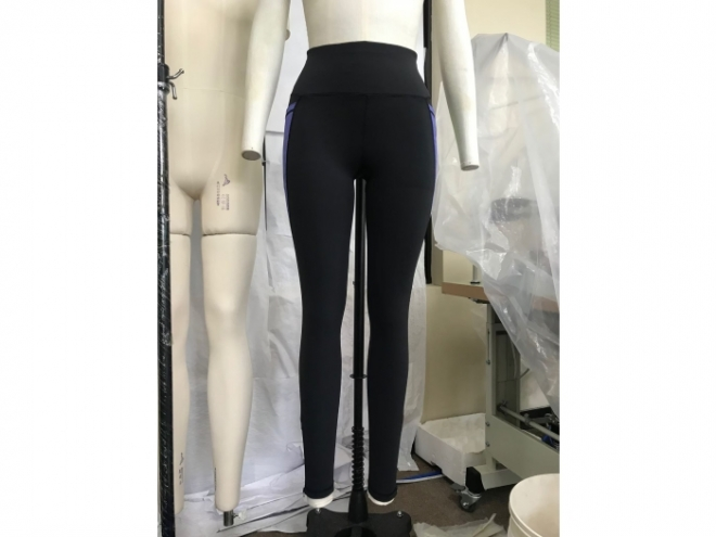 WJ1907-01F Jogging Pants Series (Woman) front