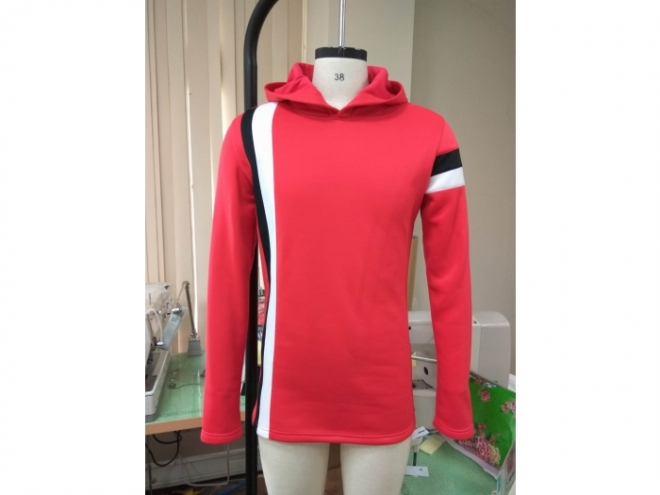 20-MH0120F Hoodie Color Matching Series (Man) front