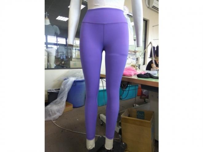 1801-PB001-18F Body Shaping Flash Pants Series (Woman) front