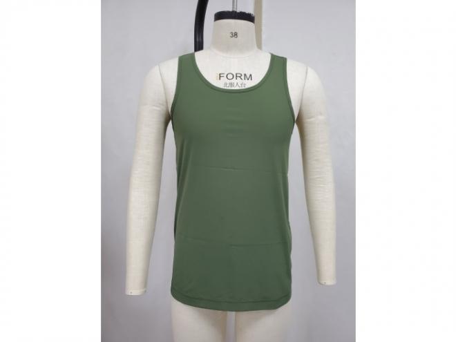20-MV001R Casual Vest  Series (Man)  front