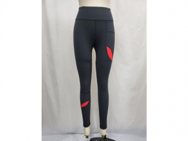 20-WPL050-70F Legging Color Matching Series (Woman) front