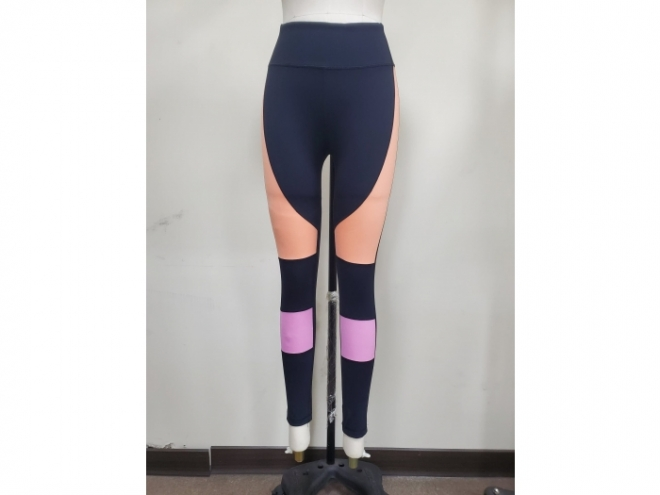 20-WPL050-75F Legging Color Matching Series (Woman) front