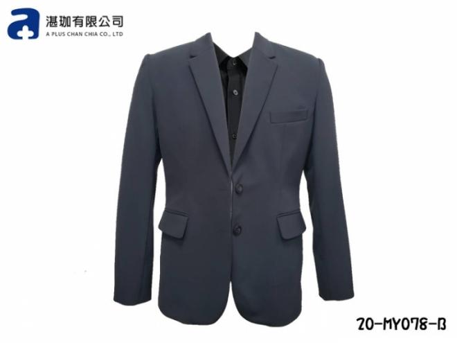 20-MY078-B Suit Blazer Series (Man)