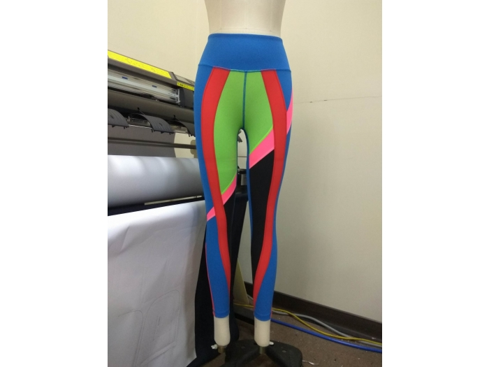 20-WPL050-13F Legging Color Matching Series (Woman) front