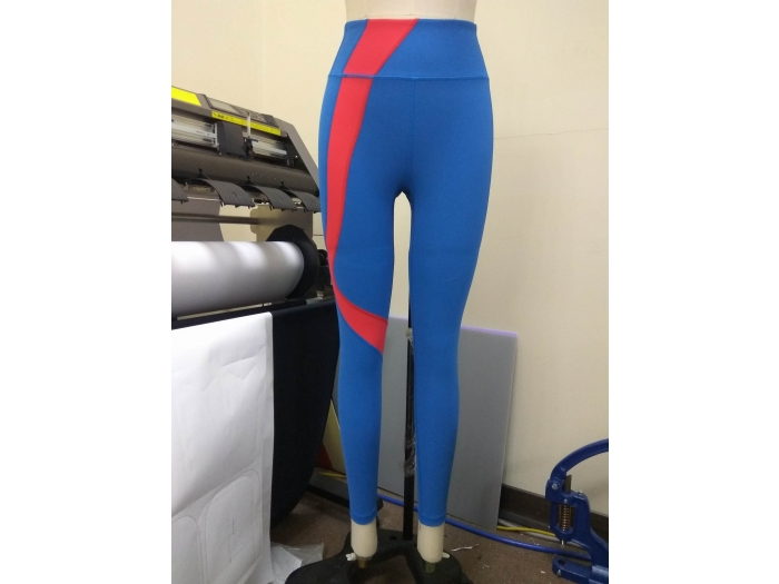 20-WPL050-15F Legging Color Matching Series (Woman) front