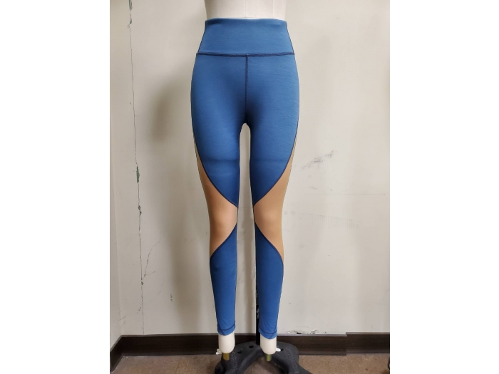 20-WPL050-82F Legging Color Matching Series (Woman) front